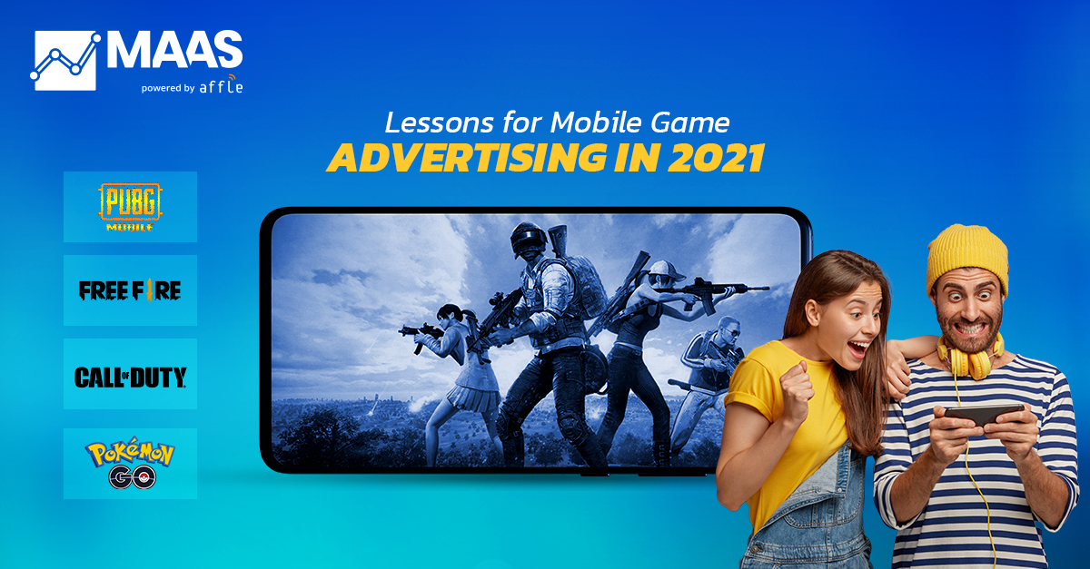 Lessons in mobile gaming advertisement